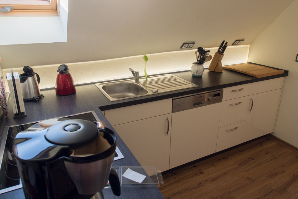Apartment Himmel - Küche