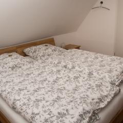 Apartment Himmel - Schlafzimmer