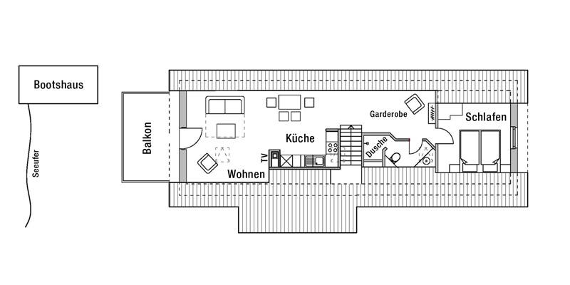 ZAH_HIMMEZeitlos am Haussee Apartment Himmel GrundrissL_05_grundriss